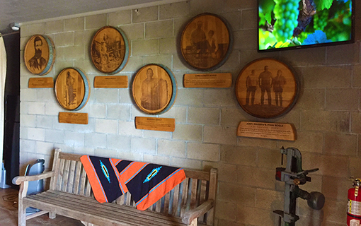 Making Some Elbow Room: Our Tasting Room Expands