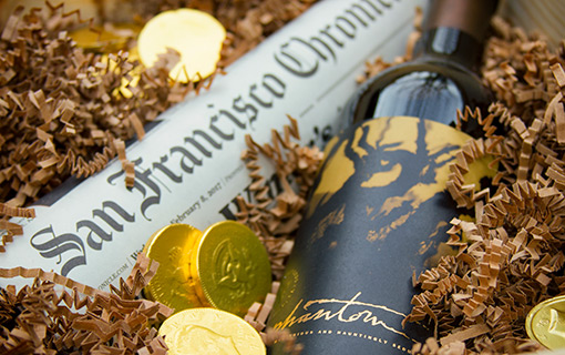 A Golden New Year: Your Favorite Bogle Wines Hit it Big!