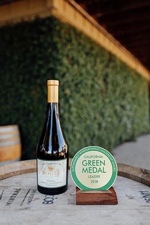 Reserve Chardonnay Green Medal