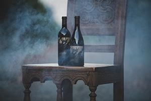 Phantom Red and Chardonnay
