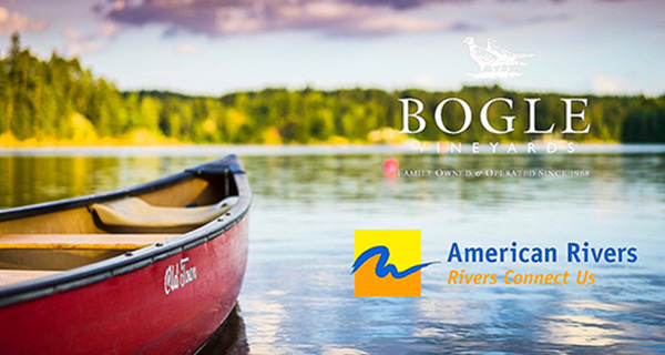 Bogle Partnering with American Rivers