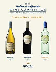 2019 San Francisco Chronicle Wine Competition  Accolades