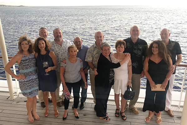 Bogle Bandwagon Members on Paul Gauguin cruise through French Polynesia
