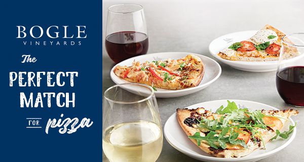 March is Bogle Pizza Month!