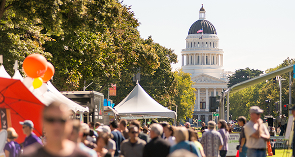 Bogle Featured in Sacramento's 2019 Farm-to-Fork Events