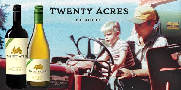 Introducing Twenty Acres by Bogle