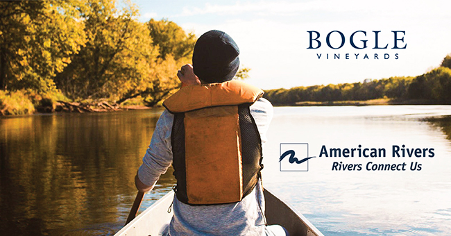 Bogle Gives Back: Supporting American Rivers